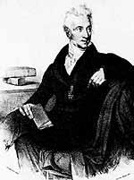 O conde Cicognara (1767-1834) é um dos criadores da história da arte